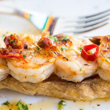 Family Catch Bundle Wild-Caught USA Shrimp ($7.75/lb)