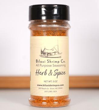 Biloxi Shrimp Co. Herb & Spice
