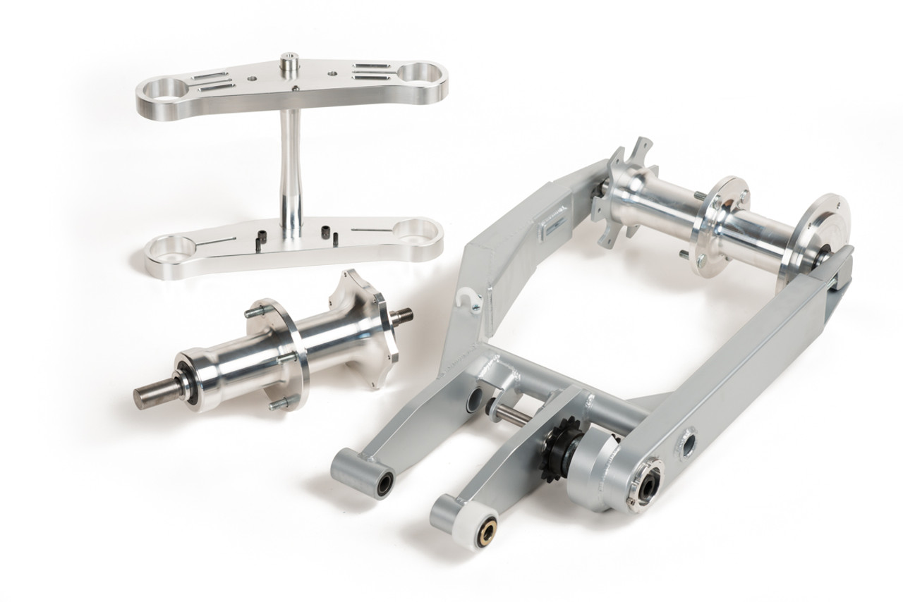 YZ450 Big Wheel Kit, the ultimate big wheel conversion kit!