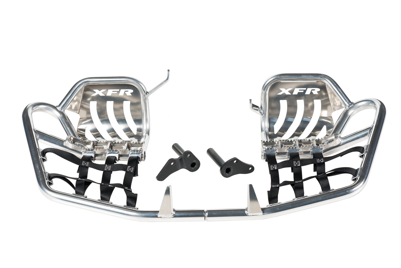 XFR Extreme Fabrication Standard Nerf Bars Yamaha RAPTOR 660