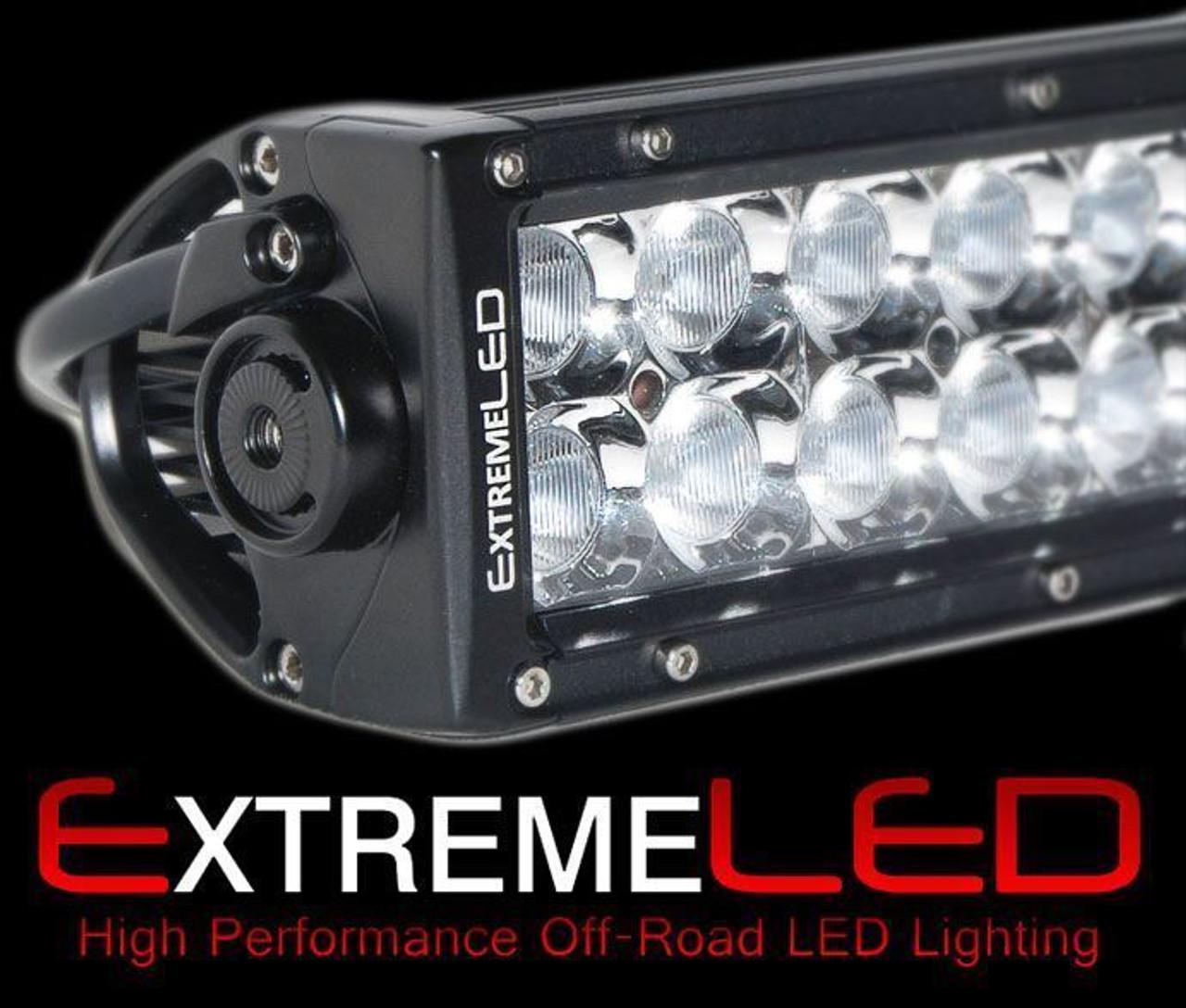 """Extreme LED 30"""" Curved Light Bar for UTV's"""