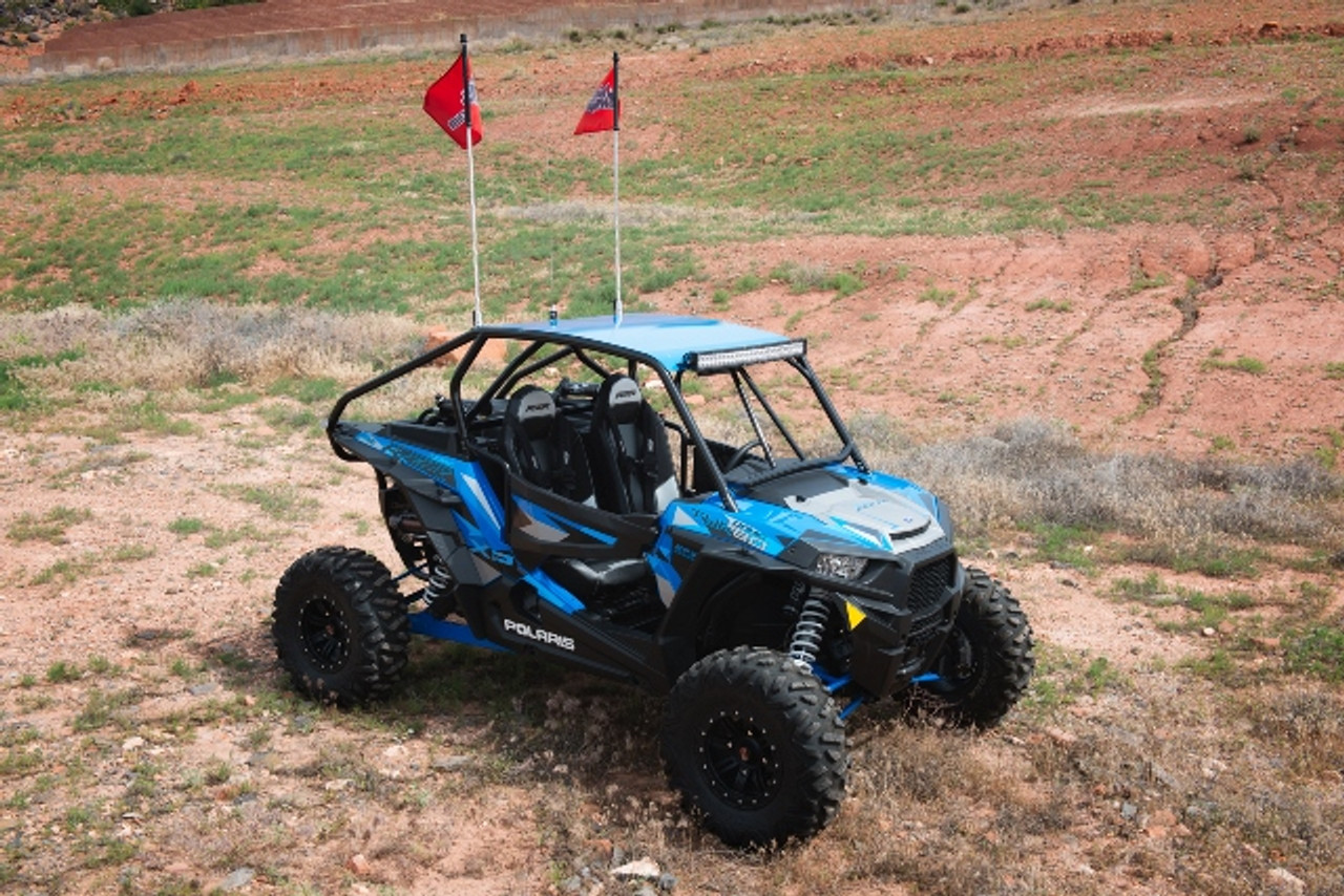 "XFR ""Nemesis"" roll cage for the Polaris RZR XP1000"