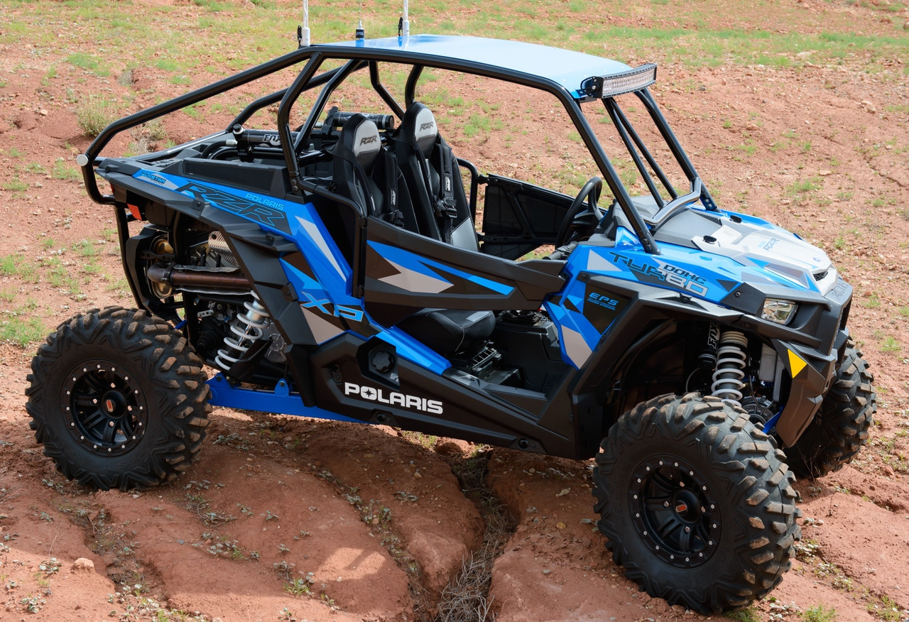 XFR Nemesis Roll Cage with Rear Bumper for Polaris RZR 1000 Two Seater