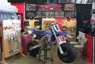 XFR Extreme Fabrication Debuts the YZ450 Big Wheel Kits at the 2015 Super Sports Sand Show