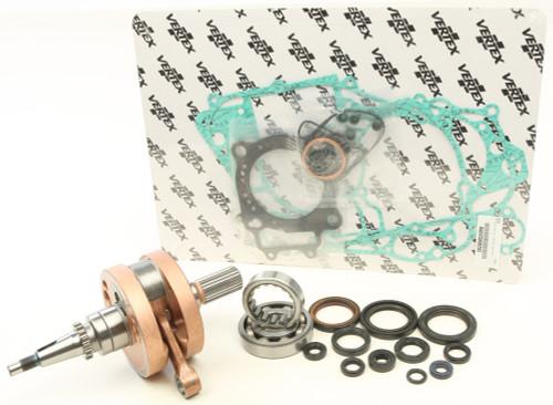 Honda CFR250X 07-16 Complete Bottom End Rebuild Kit | Hot Rods