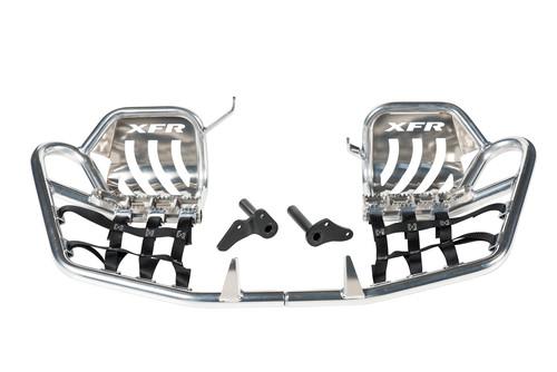 Yamaha YFZ450 2006-2021 Pro Peg II  Nerf Bars w/ Heel Guards | XFR