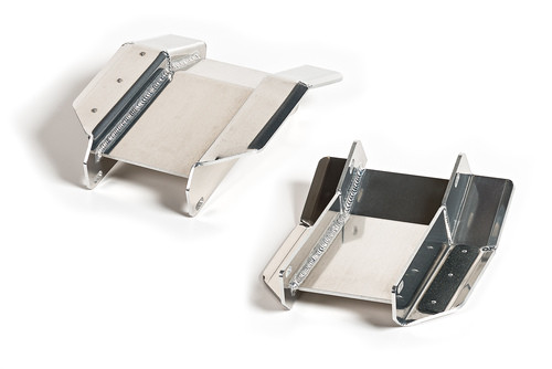 Yamaha Blaster Swing Arm Skid Plate | XFR