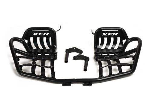Black XFR Pro Series Nerf Bars