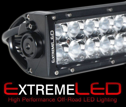 "Extreme LED 30"" Curved Light Bar for UTV's"