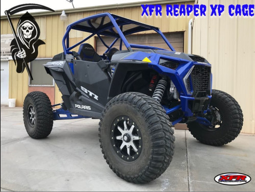 Polaris RZR XP Turbo S Reaper Short Cage | XFR
