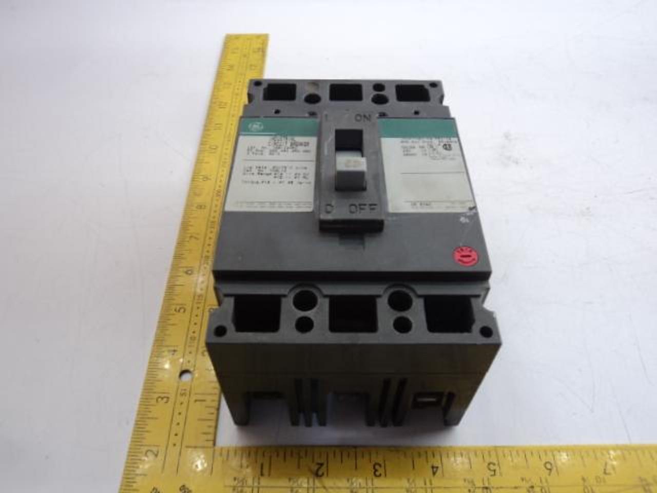 General Electric Industrial Circuit Breaker TEB-132050
