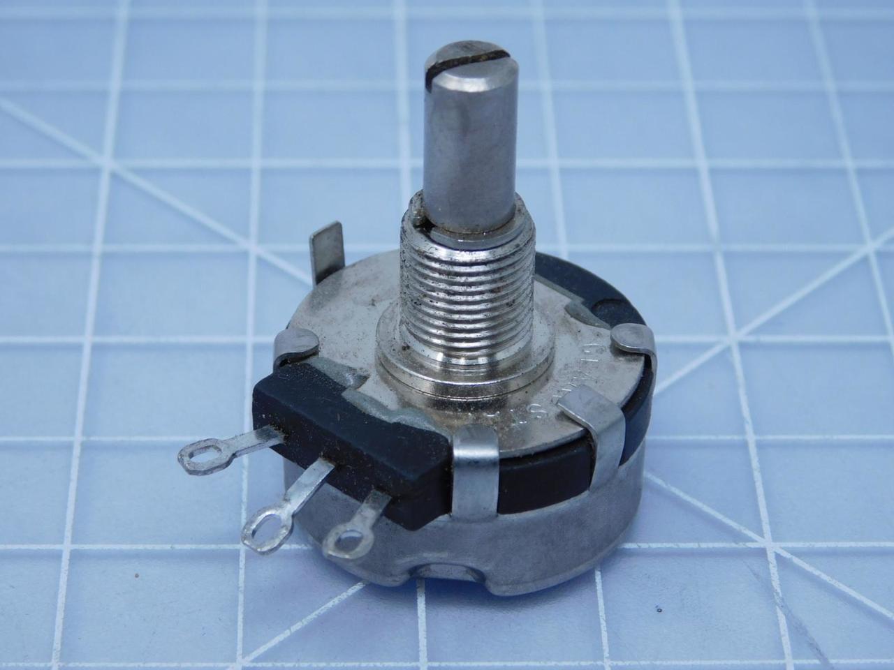 1780 Power condensed Throttle 2x2.2mH 2A 250VAC Radiohm 42H22
