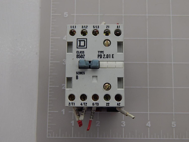 SQUARE D 8502 PD2.01E NEW