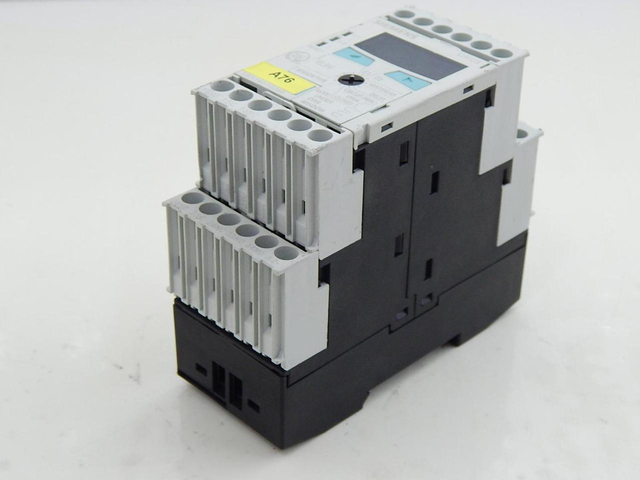 Siemens 3RS1140-1GD50 SIRIUS Temperature Monitoring Relay T93362
