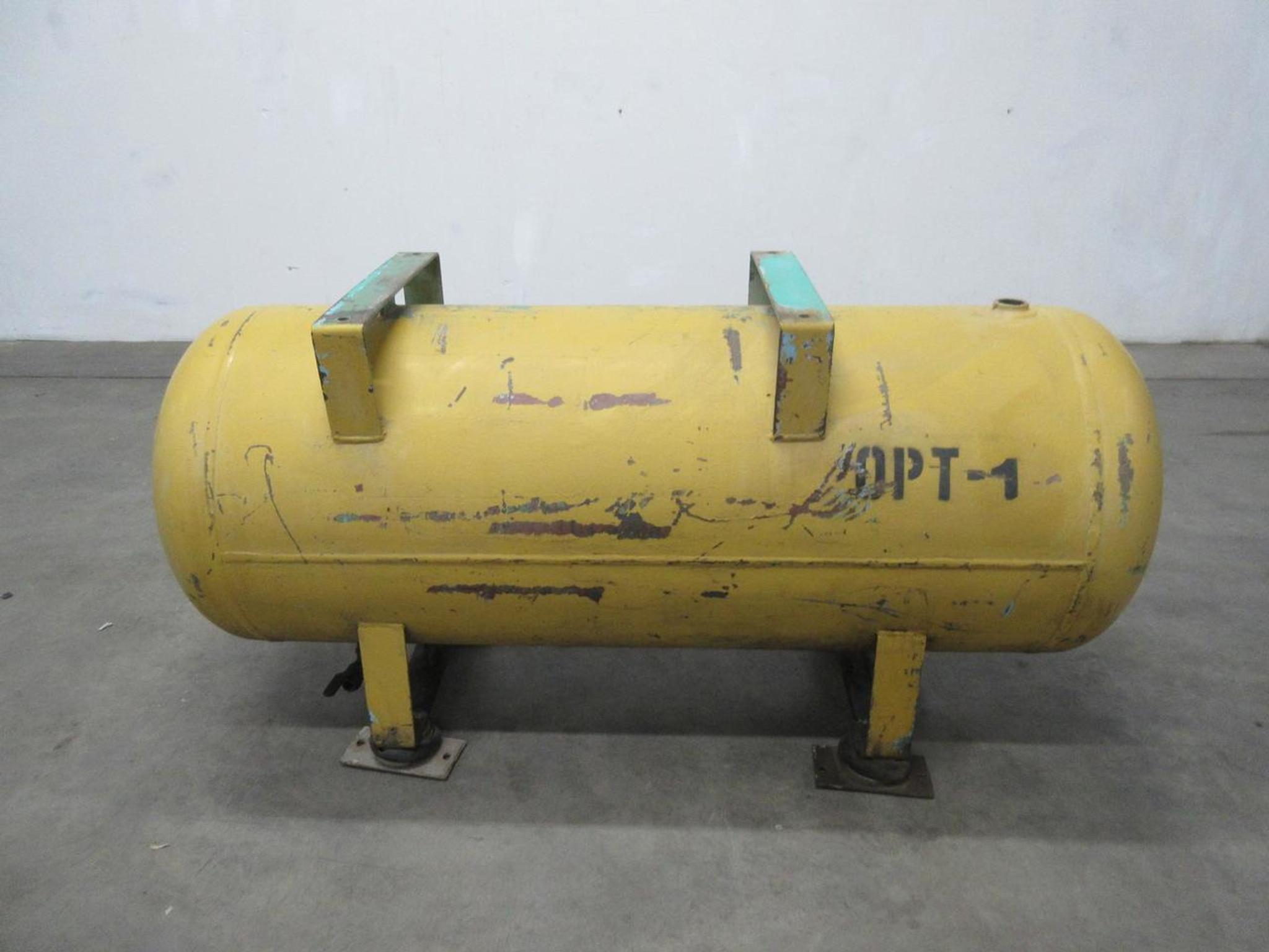Brunner 25034C 120 Gallon Steel Tank T101330