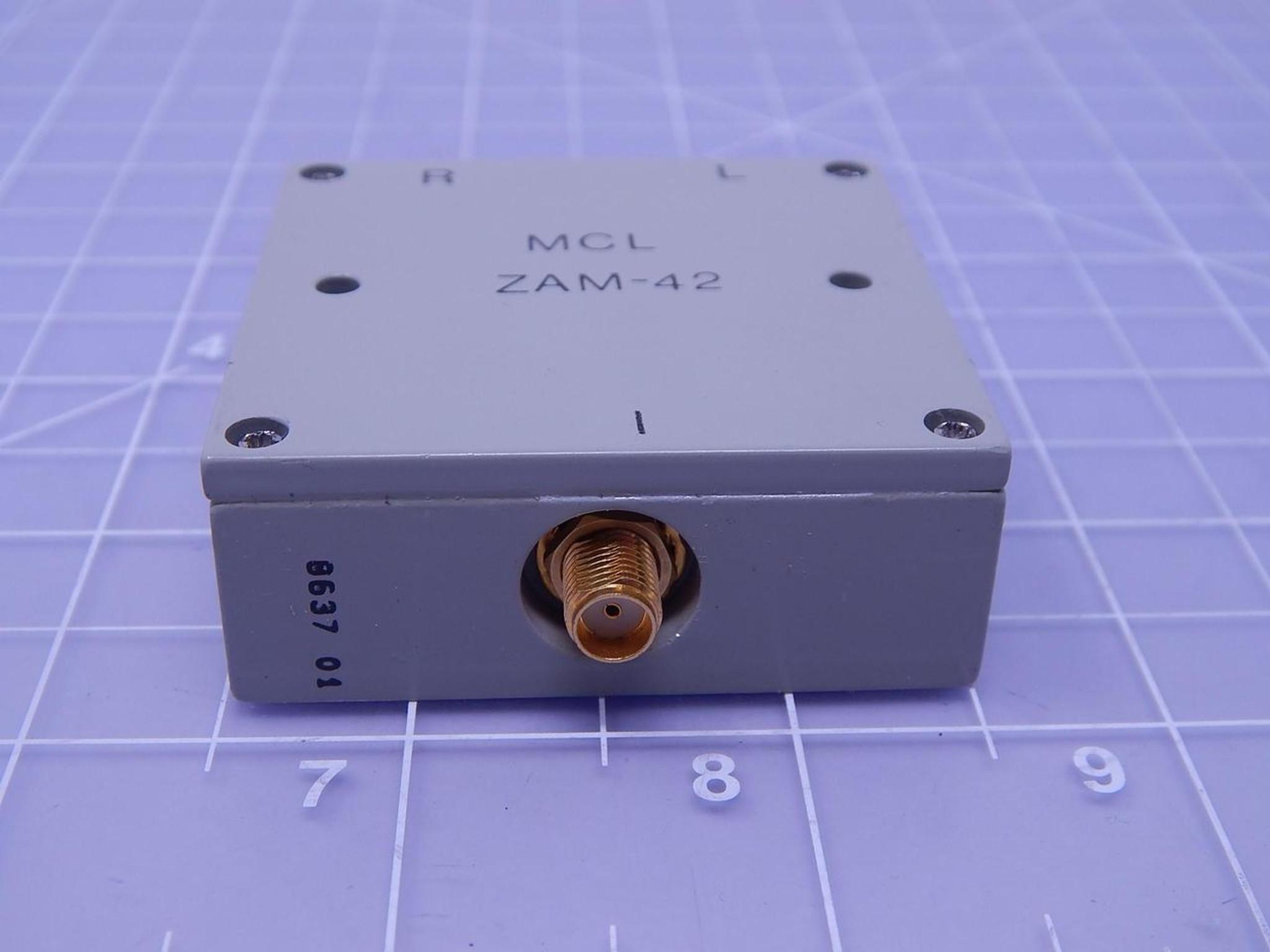 Mini Circuit MCL ZAM-42 Power Divider Splitter T111028