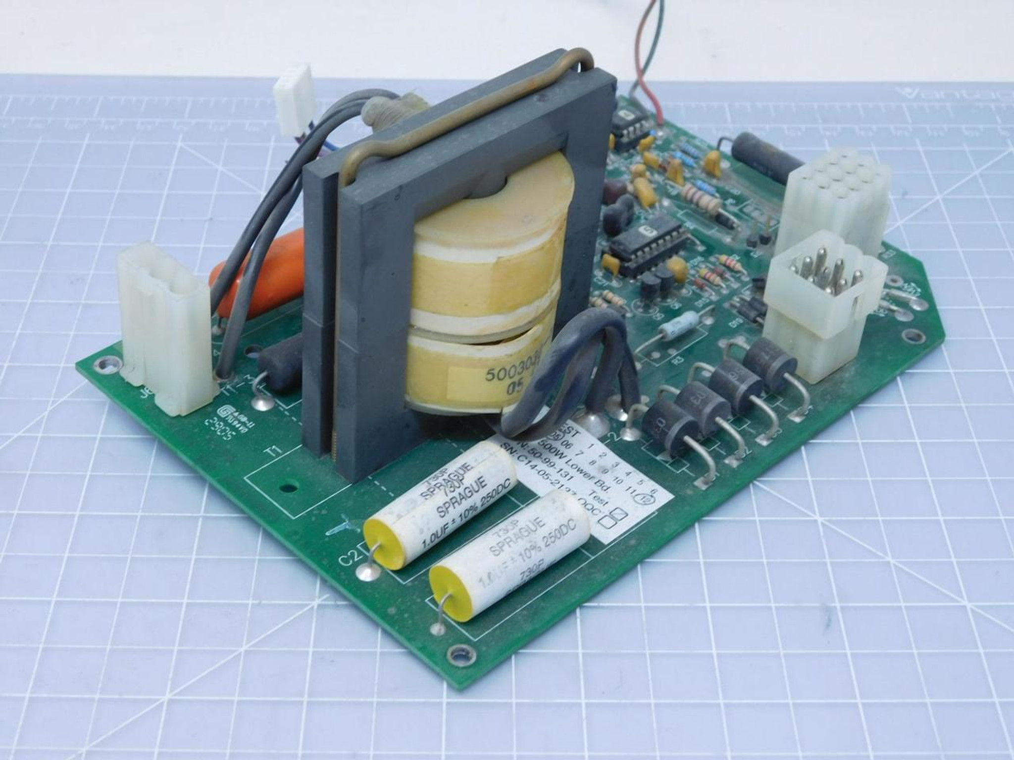 Crest 50-99-131 4G 500W Lower Bd  T118209