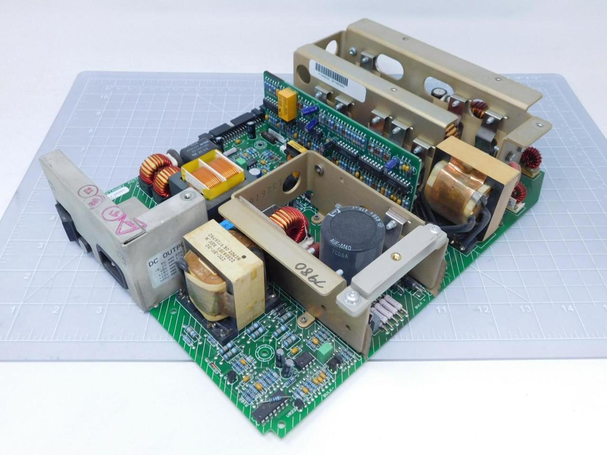 Tektronix 22943040 LV Power Supply 100-250 V 50-60/400 Hz 1 PH 4 5 A 400 W  T125150