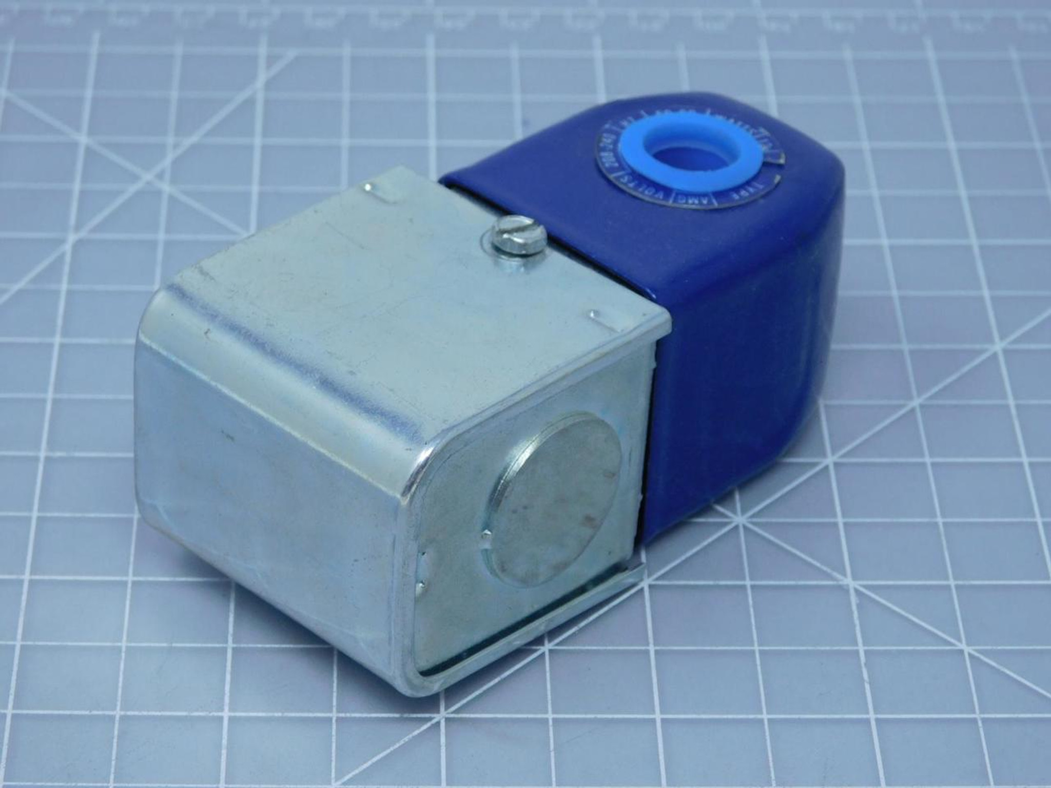 Alco Controls 066012 Solenoid Coil w/ Junction Box 220 V 50-60 Hz T126271