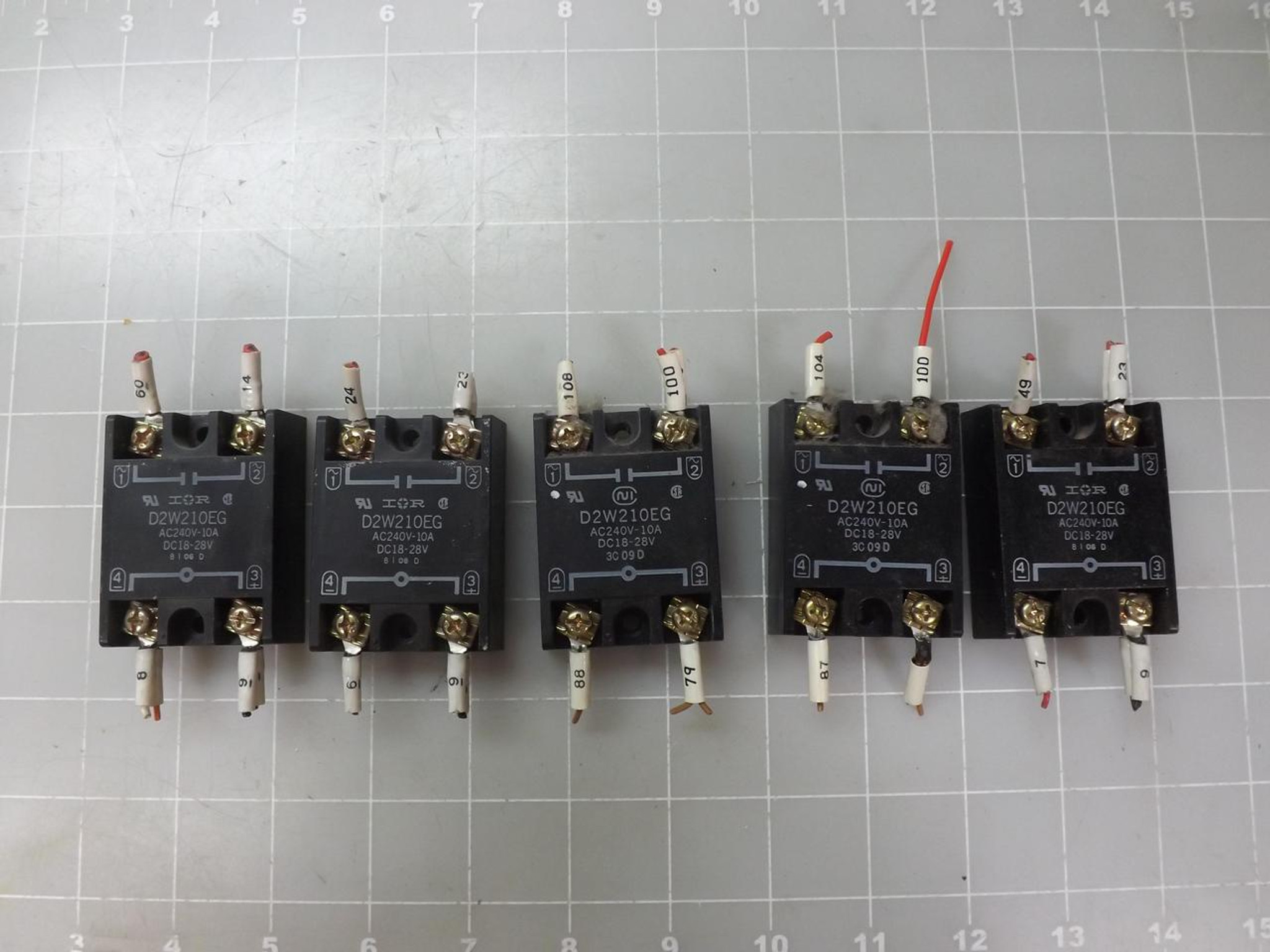 Working Of Electronic Relay