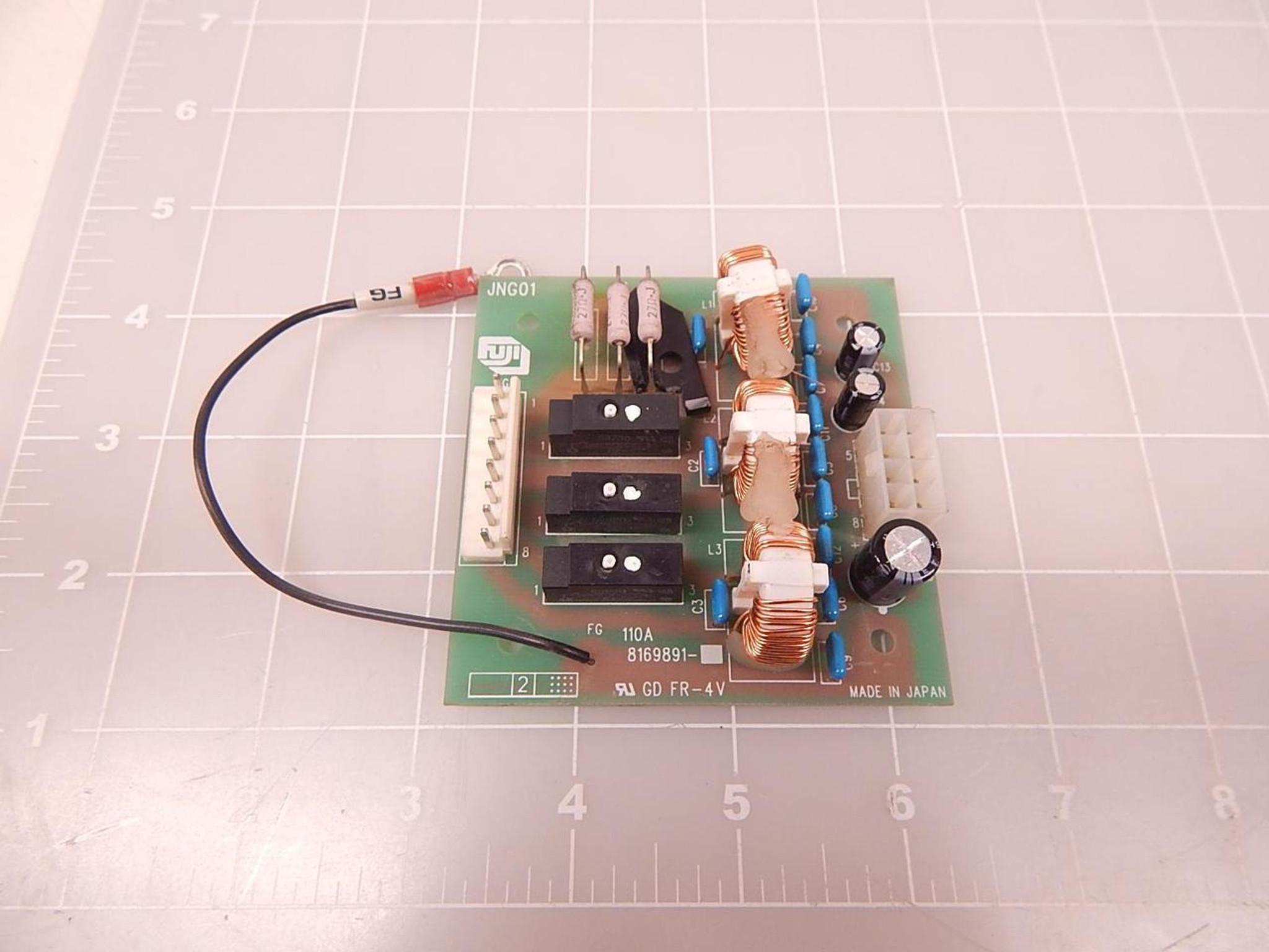 Fuji 110A8169891, JNG01, 110B8169881 Circuit Board T73213