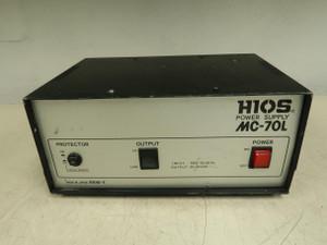 Hios CLT-75 Power Supply T137042