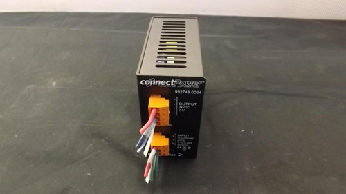 Connect Power 992748 0024 Power Supply T76222