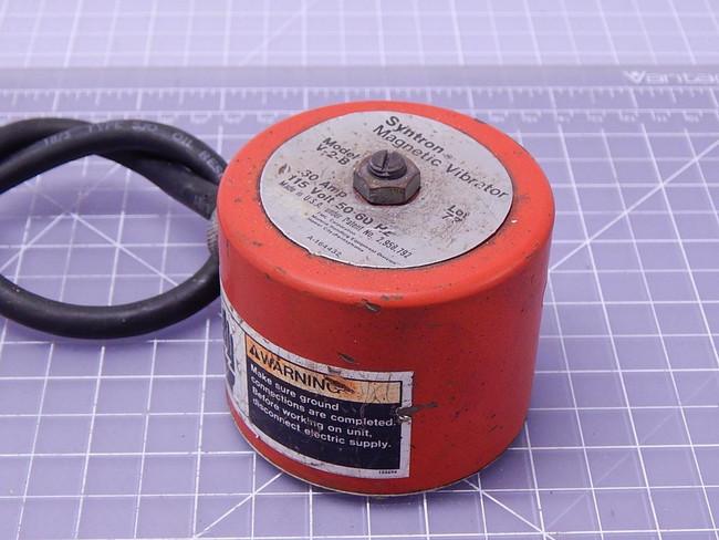 FMC V-2-B Syntron Magnetic Vibrator T104982