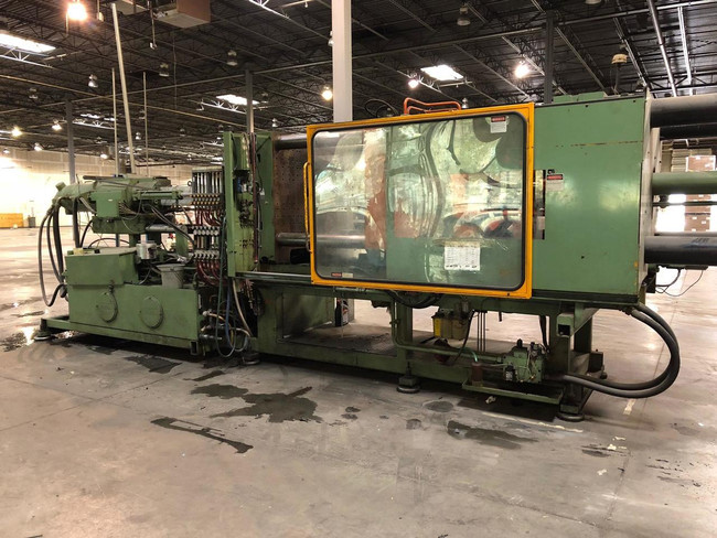 Engel ES 2000/500 Injection Moulding Machine T112515 For Sale