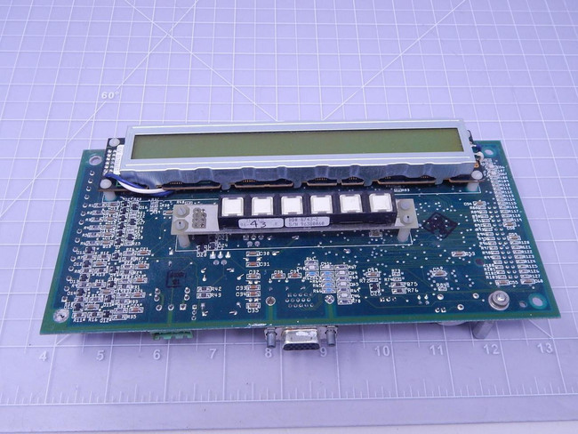Medar 6723 5M1 Panel Board Integrated Processor LCD Screen Control T116272