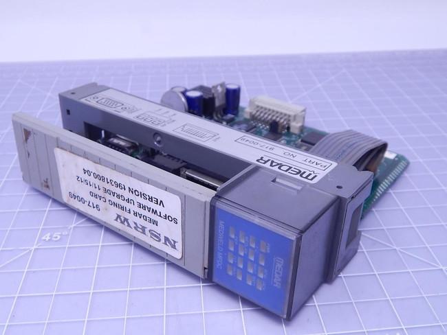 Medar 917 0049 Weld Control Module Processor Card T120796