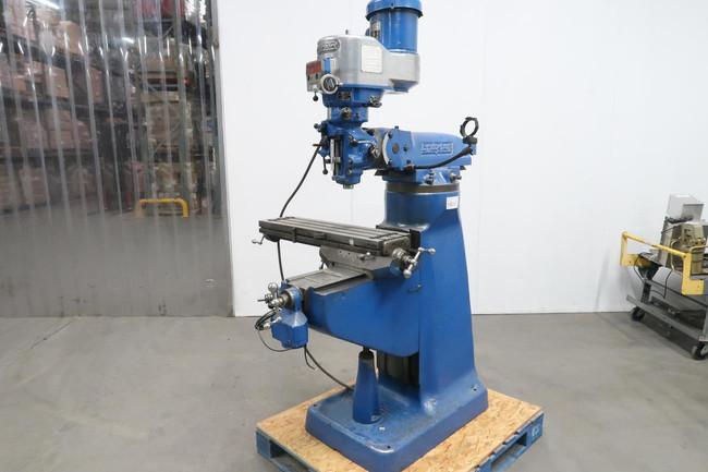 Bridgeport 86052    Milling Machine 36x9 For Sale