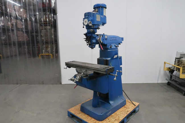 Bridgeport Series I    Milling Machine 36x9 For Sale