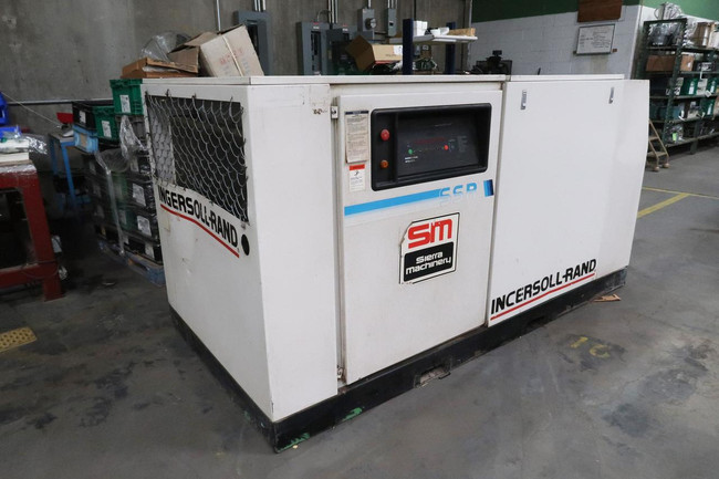 Ingersoll Rand SSR-EP100    Rotary Screw Air Compressor 100 HP for Parts For Sale