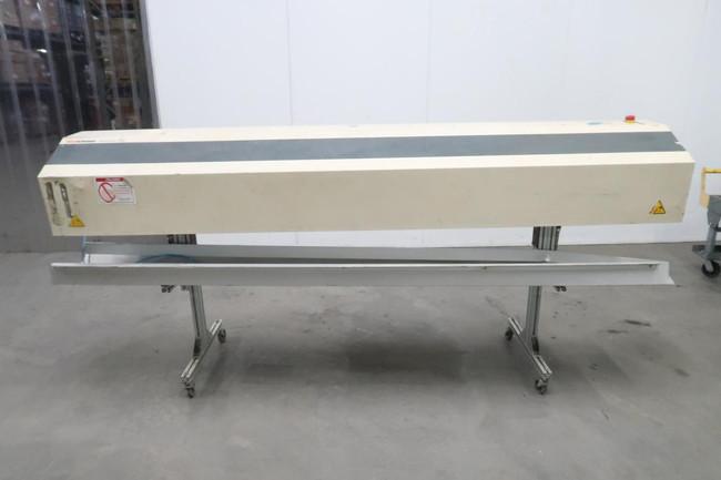 Schleuniger 3000    Wire Stacker For Sale