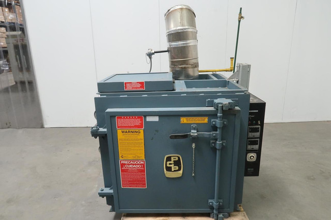 DCP Pollution SP13 5863    Industrial Burn Off Furnace 300,000 BTU 34x20x32 For Sale