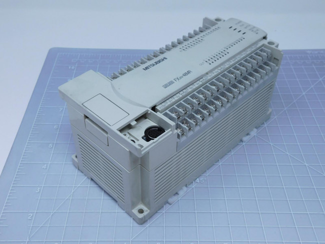 Mitsubishi FX2N-48MR-ES/UL    MELSEC Programmable Controller 100-240 VAC 50/60 Hz 35 W For Sale