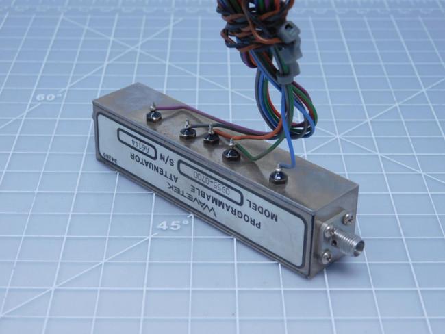 Wavetek 0955-0700    Programmable Attenuator For Sale