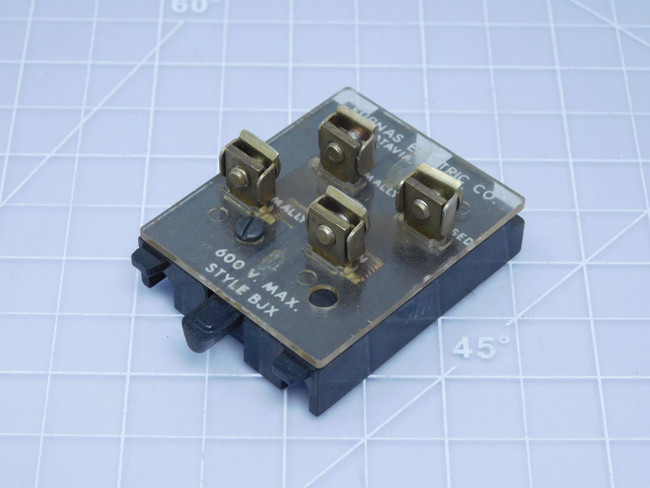 Furnas Electric BJX    Contact Block For Sale