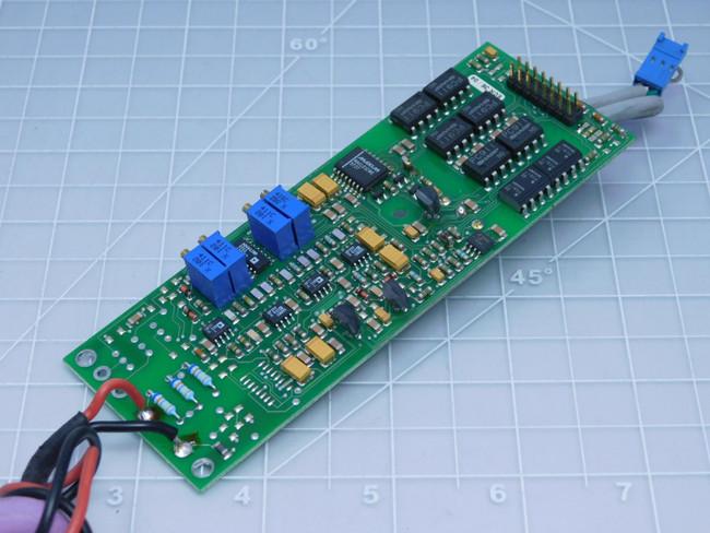 Infratek ECR 36/04    Circuit Board For Sale