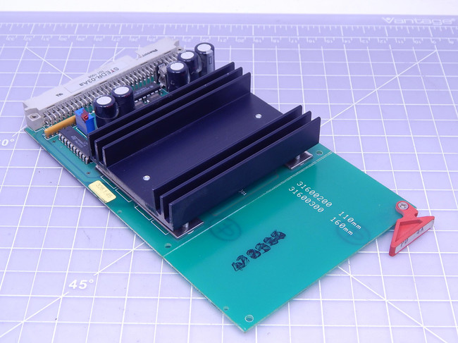 Schleuniger 600300A STEDR-03Aa   Circuit Board For Sale