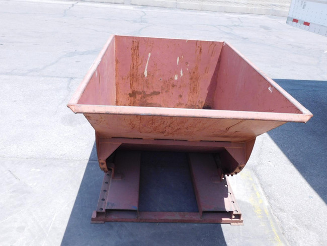 Self Dumping Hopper For Sale
