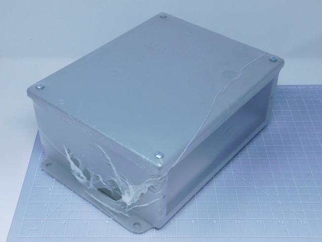 Hoffman A1008SC    Electrical / Industrial Metal Enclosure For Sale