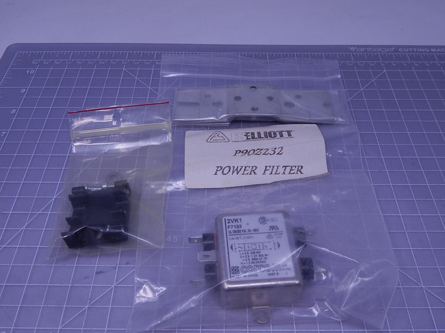 FSelliott 2VK1-F7133    Power Filter For Sale