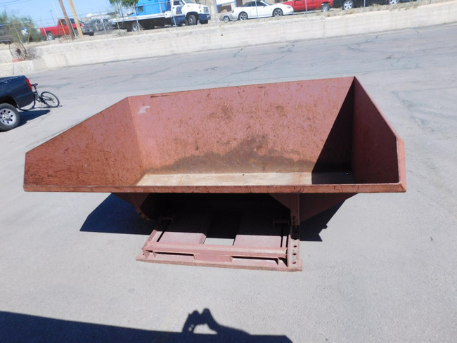 H-350    Self-Dump Hopper 8000 Lb For Sale