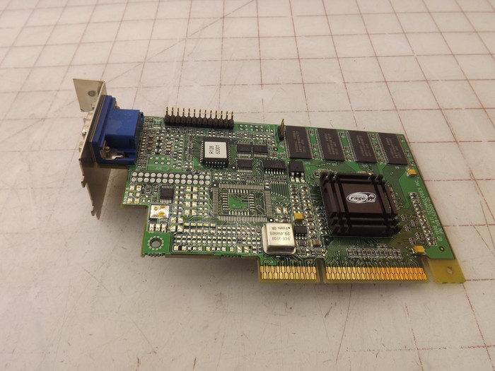 ATI Technologies 109-66500-11 Rage128 32MB AGP Video Card T20445