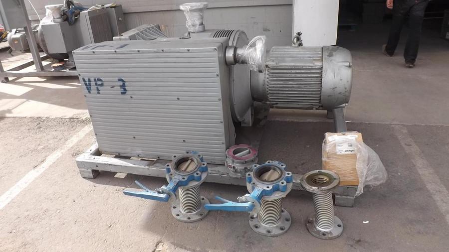 Rietschle CHBT-631-202-N CLFH/EH-631 Oil Recirculated Vacuum Pump