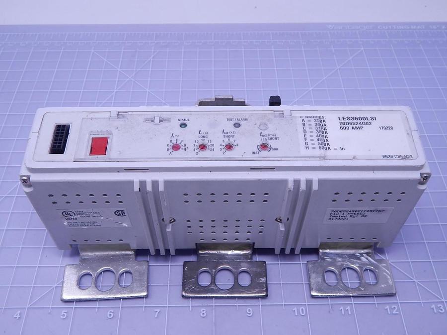 Cutler Hammer LES3600LSI Circuit Breaker T112570 For Sale