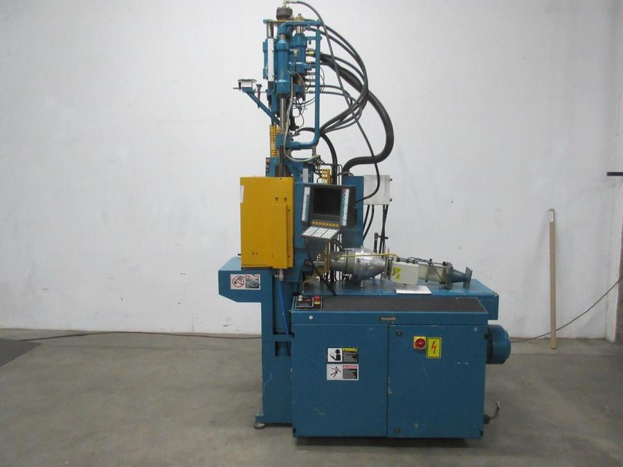 Boy 22MXX Verticle Injection Molding Machine 22 Ton T112749 For Sale