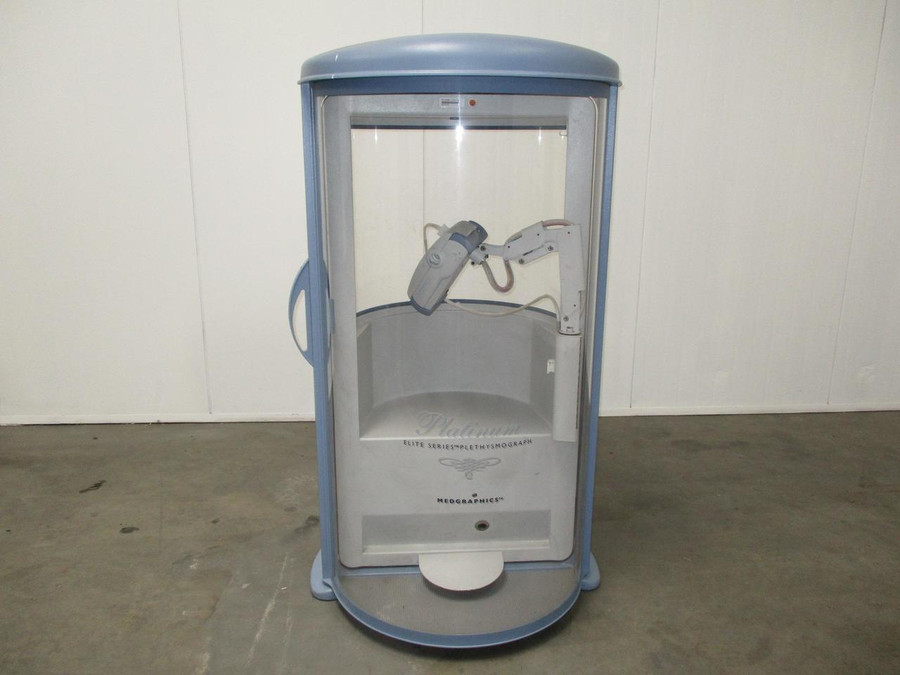Medgraphics Elite DX Plethysmograph Pulmonary Function T119111 For Sale
